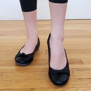 Cute Black Flats
